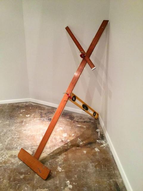 , 'Estructuras Precarias II,' 2015, LAMB Arts