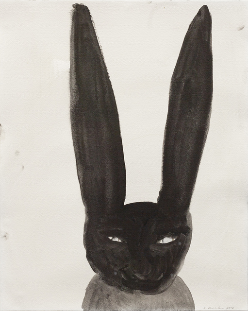 , 'Harens porträtt / The Portrait of the Hare,' 2016, Galleri Magnus Karlsson