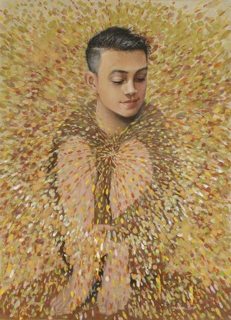 , 'A Joy,' 2017, Art Vietnam Gallery