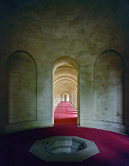 , 'Interieur de L'Orangerie,' 1984, CAMERA WORK