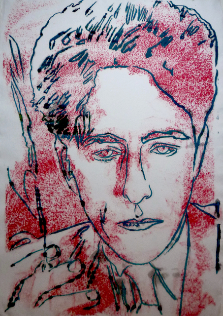 Andy Warhol, 'Jean Cocteau', 1983, Theart5company