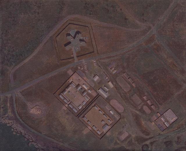 , 'Guantánamo, 25 de noviembre de 2004,' 2016, Galería Lucia de la Puente