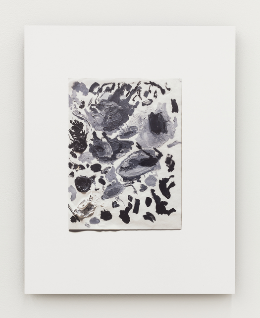 , 'Palette (4),' 2012, Meliksetian | Briggs