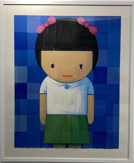 Liu Ye 刘野, 'B.B.G', 2008, Print, Screenprint, @Whatever Artspace