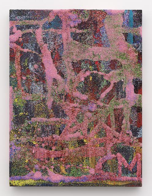 , 'Pink Painting,' 2015, Rodolphe Janssen