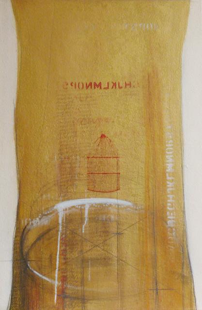 , 'Embedded 6,' 2014, Beatriz Esguerra Art