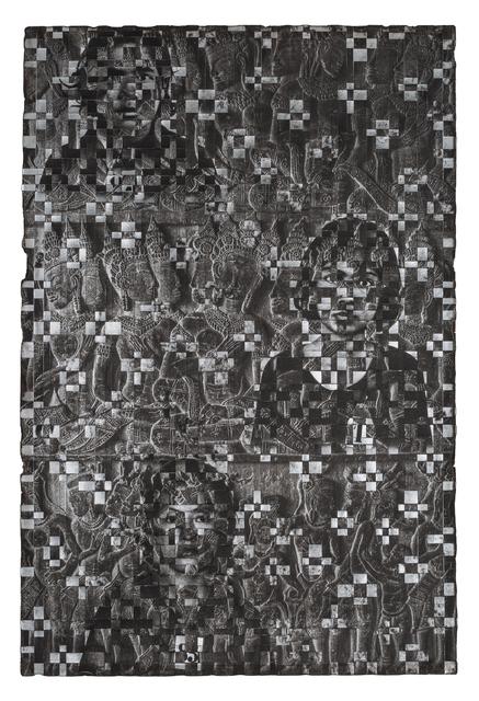 , 'Splendor & Darkness (STPI) #18,' 2017, STPI