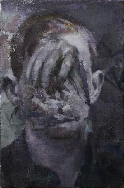 , 'Djinn I,' 2015, Parafin