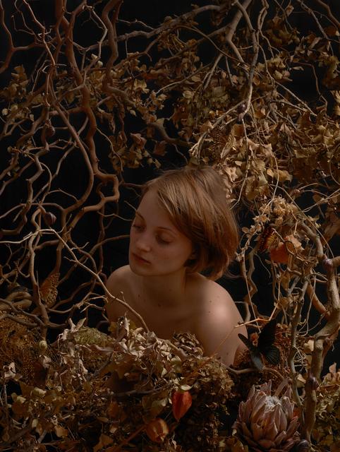 , 'Nameless Flower #2,' 2014, Galerie Isabelle Lesmeister
