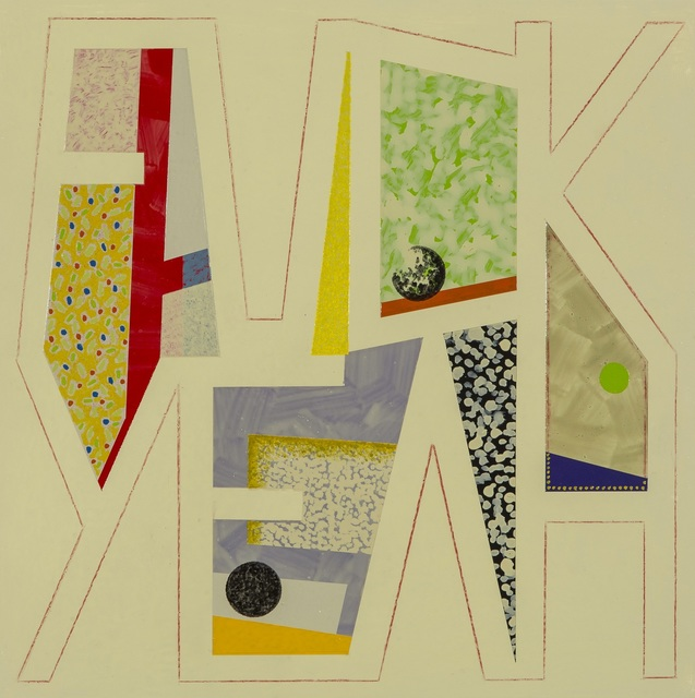 , 'Fuck Yeah,' 2018, Darren Knight Gallery