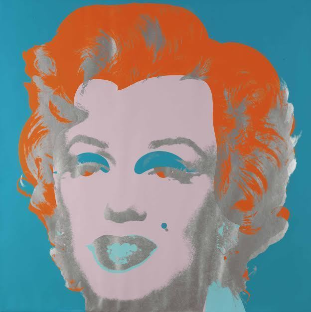 Andy Warhol, 'Marilyn ll.29', 1967, Print, Screenprint, Vertu Fine Art