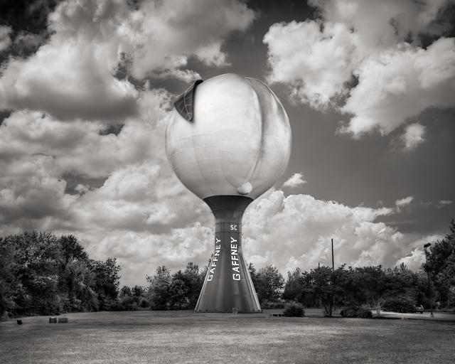 , 'The Peachoid,  Gaffney, South Carolina,' , Soho Photo Gallery