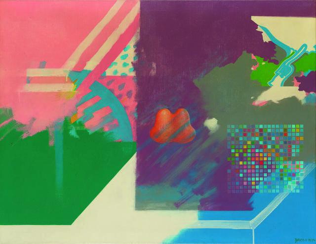 , 'Untitled,' 1973-1974, Belvedere 21