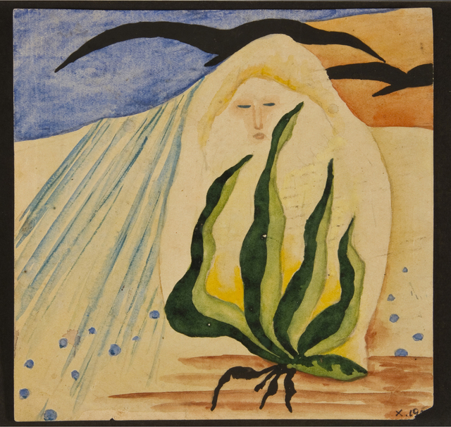 , 'Cielo,' 1919, Galería Rubbers Internacional