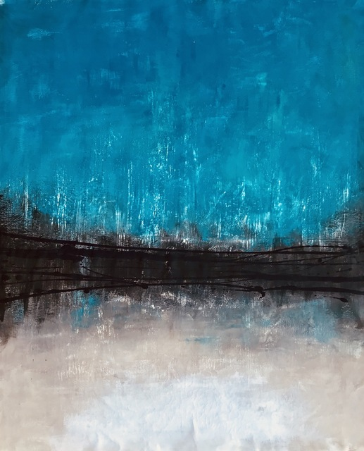 Maria Gouta, 'BREATH OF BLUE ', 2019, Maggio Art Consultancy