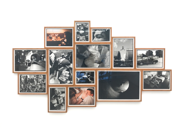 ", '""Time Margins"" Image Cluster,' 1994-2017, Danziger Gallery"