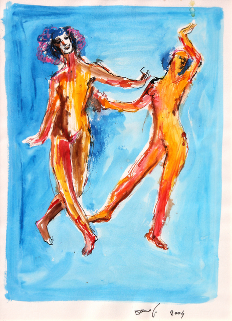 Dario Fo, 'Bozzetti', 2004, Ambrosiana Casa d'Aste
