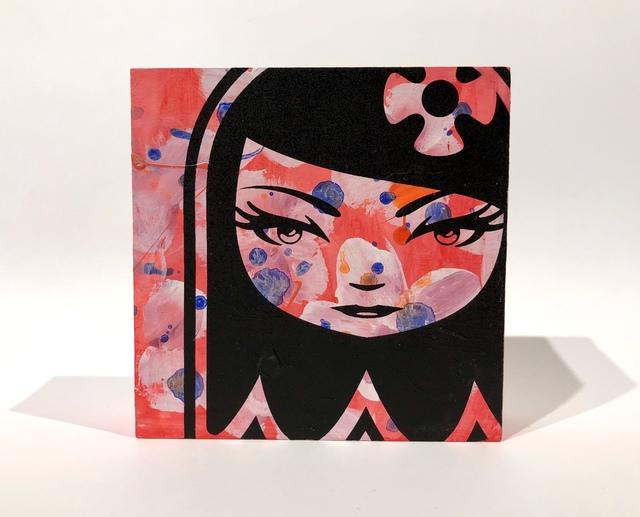 matt siren, 'Ghost Girl #30', 2018, Woodward Gallery