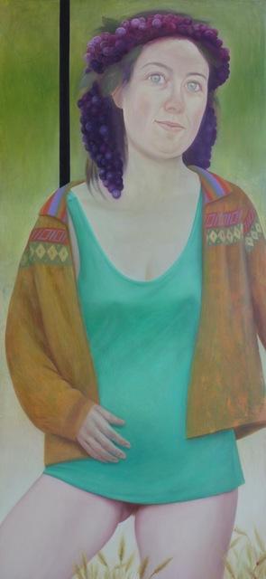 , ' La jeunesse croit aux moissons éternelles,' 2017, Amy Li Gallery