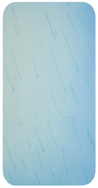 Michael Krueger, 'Rain', 2017, Painting, Acrylic on linen, Haw Contemporary