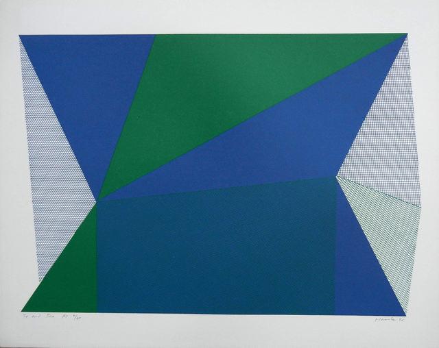 , 'To and Fro,' 1980, Mizuma, Kips & Wada Art