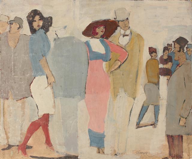 , 'Bon Jour,' 1983, HOHMANN