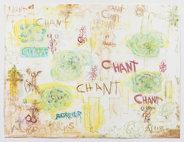, 'Chant/Forever IV/XII,' 2018, Anders Wahlstedt Fine Art