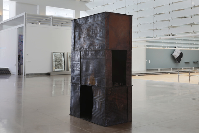 , 'Blanket and the Sky,' 2004, Queens Museum