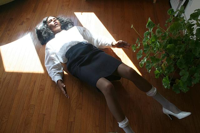 , 'Real Doll, Ebony 1,' 2013, Anna Marra Contemporanea