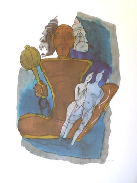 , 'Hanuman - Three Heads,' , Aicon Gallery