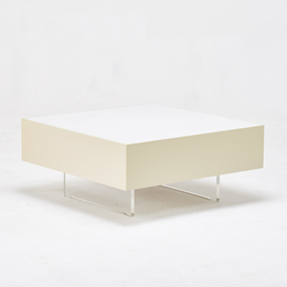 Illuminated coffee table, en suite with preceding