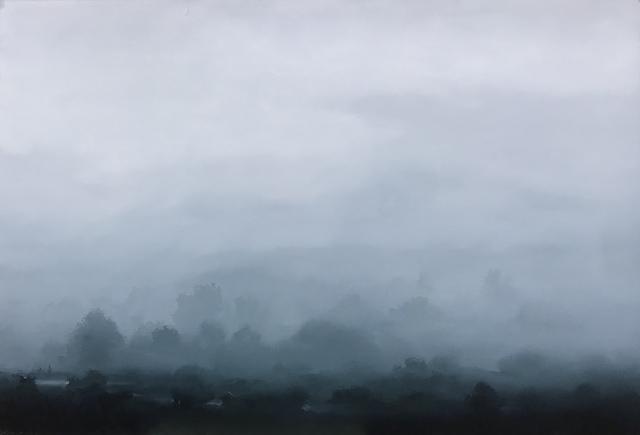 Sokquon Tran, 'Tranquil Landscape IV', 2019, Angela Tandori Fine Art