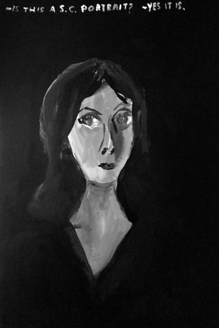 Alejandro Magallanes, 'Sophie Calle', 2018, Sapar Contemporary