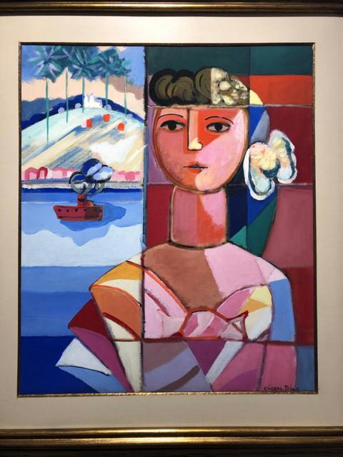 Cícero Dias, 'Figura Feminina', 1970, Galeria Sergio Caribé