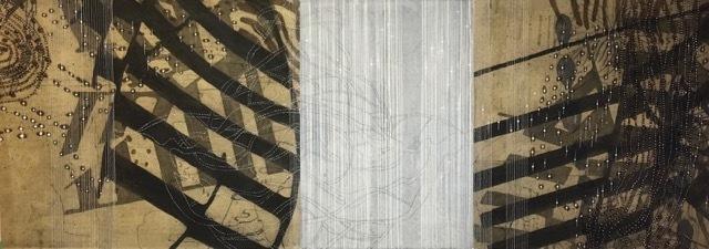 Sarah Amos, 'White Jacaranda', 2010, Heather Gaudio Fine Art