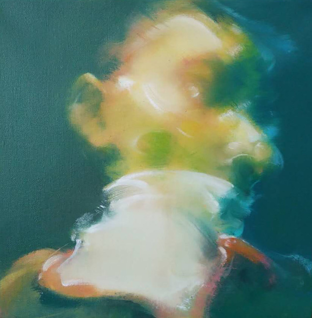 , 'Portrait of man 2,' 2017, Danysz Gallery