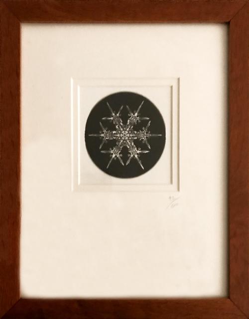 Wilson A. Bentley, 'Snowflake', 1888-1927, Richard Levy Gallery