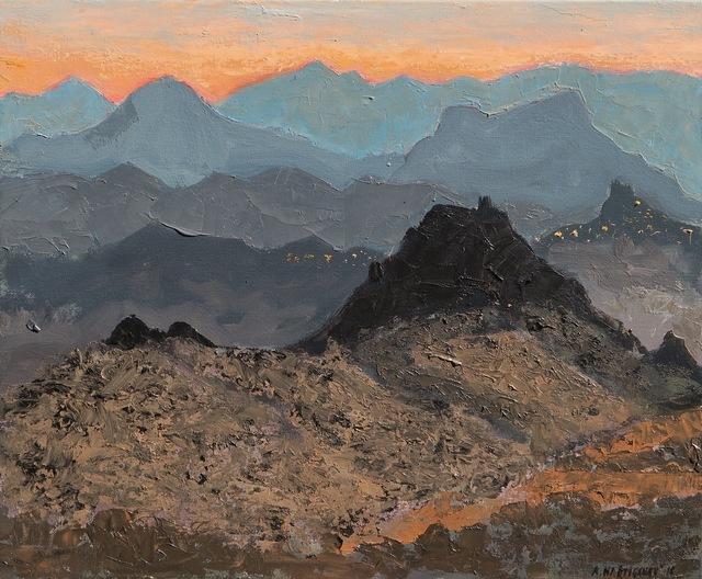 , 'Soir à Pruna,' , Hugo Galerie