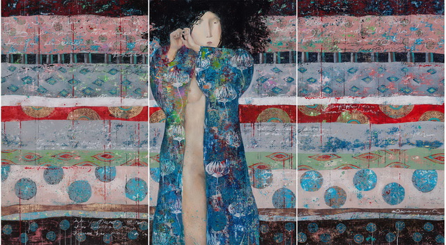 , 'Diary of a Julliete,' 2016, Gallery Khankhalaev