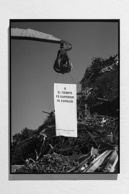 , 'Espacio,' 2015, Underdogs Gallery