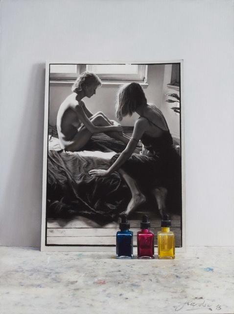 , 'Die Schwestern ,' 2015, Galerie Klose