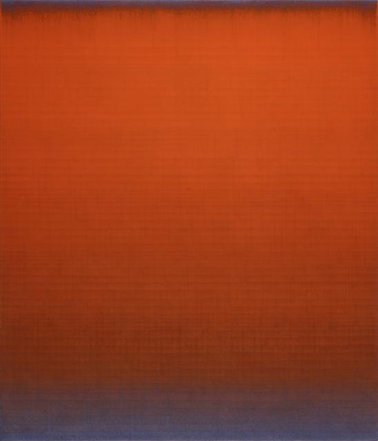 Shen Chen, ' Untitled No.12197-17', 2017, Painting, Acrylic on canvas, Matthew Liu Fine Arts