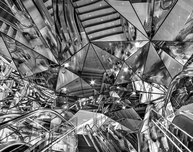 , 'Tokyu Plaza, Tokyo (TV14625),' 2014, Benrubi Gallery