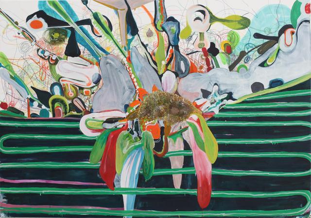 , 'Texture,' 2017, Matthew Liu Fine Arts