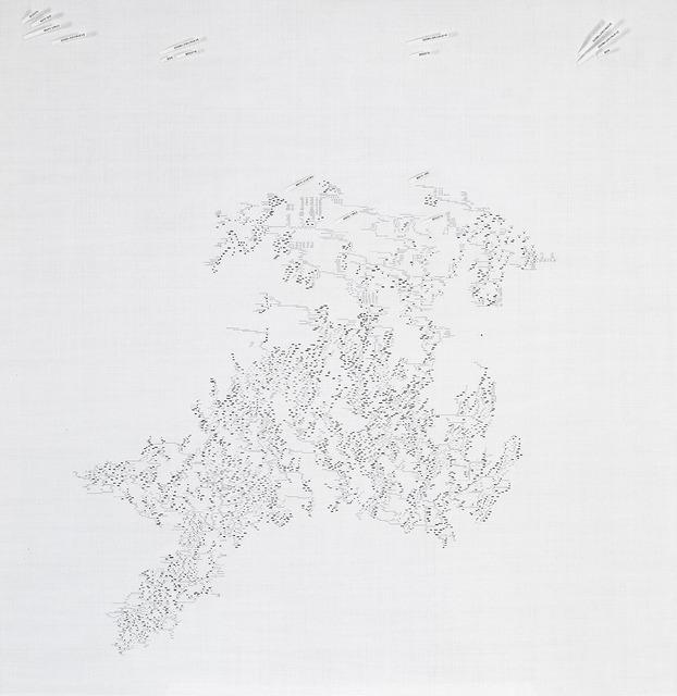 , 'Sin Titulo (Draw),' 2019, Casas Riegner