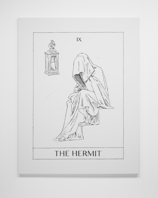 , 'The Hermit (Adrian),' 2016, Ever Gold [Projects]