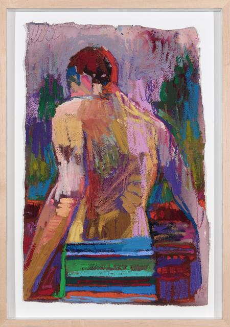 , 'Beachcomber (Night),' 2018, Christopher Moller Gallery