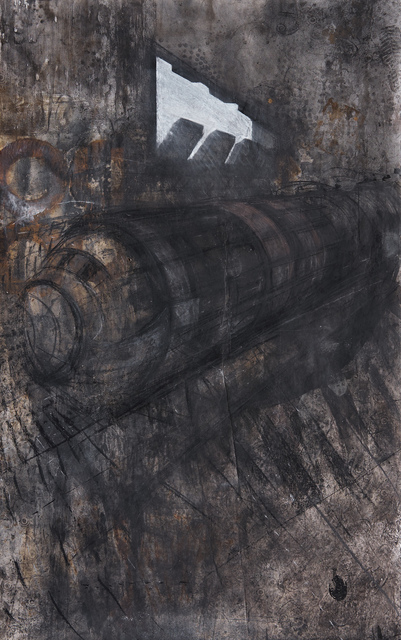 , 'Construction ,' 2018, Zlatohlavek Gallery