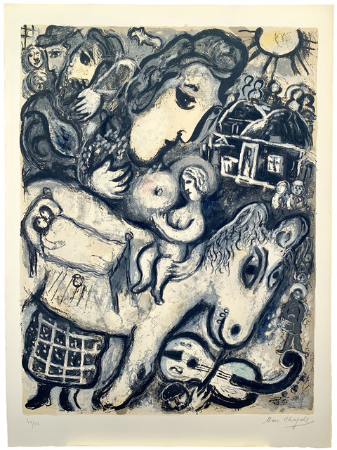 , 'Village gris (2nd state),' 1964, Galerie Raphael