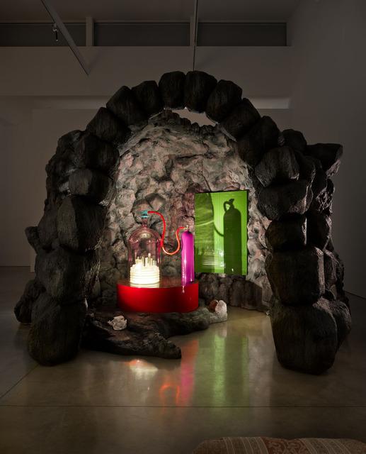 , 'Kandor 10 A,' 2010, Gagosian Gallery